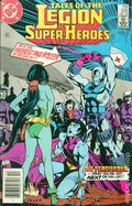 Legion of Super-Heroes (1980 2nd Series) Mark Jewelers 318MJ