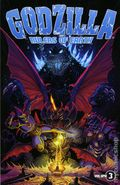 Godzilla Rulers of Earth TPB (2013-2015 IDW) 3-REP