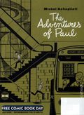 Adventures of Paul FCBD (2005) 1
