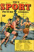 True Sport Picture Stories Vol. 2 (1944) 11