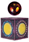 DC Comics Mother Box Replica (2015 DC Collectibles) ITEM#1