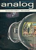 Analog Science Fiction/Science Fact (1960-Present Dell) Vol. 74 #6