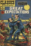Classics Illustrated 043 Great Expectations (1948) Canadian Edition HRN44