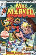 Ms. Marvel (1977 1st Series) Mark Jewelers 10MJ