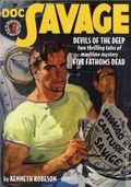 Doc Savage SC (2006-2016 Sanctum Books) Double Novel 79-1ST