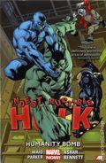 Indestructible Hulk TPB (2014-2015 Marvel NOW) 4-1ST