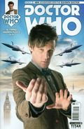 Doctor Who The Eleventh Doctor (2014 Titan) 8B