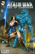 Grimm Fairy Tales Realm War (2014 Zenescope) 7A