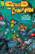 Cyberfrog vs. Creed (1997) 1B