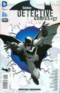 Batman Detective Comics #27 Special Edition (2014 DC) Batman Day 27