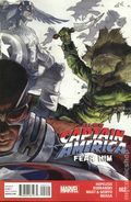 All New Captain America Fear Him (2015) 2