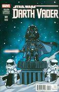 Star Wars Darth Vader (2015 Marvel) 1G