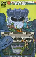 Transformers vs. G.I. Joe (2014 IDW) 5SUB