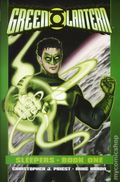 Green Lantern Sleeper HC (2004-2005 iBooks Novel) 1-1ST