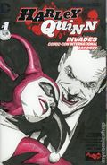 Harley Quinn Invades Comic Con Intl San Diego (2014) 1B-SKETCH