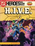 DC Heroes Role-Playing Game New Teen Titans HIVE SC (1987 Mayfair) #202