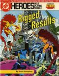 DC Heroes Role-Playing Game New Teen Titans Rigged Results SC (1987 Mayfair) #229