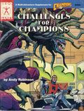 Challenges for Champions SC (1989 Hero Games) A Multi-Adventure Supplement for Champions the Super Role-Playing Game #404