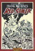 Dynamite Presents: Frank Thorne's Red Sonja HC (2014 Dynamite) Art Edition 2-1ST