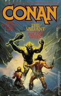 Conan The Valiant SC (1988 Tor Novel) 1-1ST