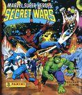 Marvel Super Heroes Secret Wars Sticker Book (1986 Panini) 1
