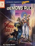 Demons Rule SC (1990 Hero Games) An Adventure Supplement for Champions the Super Role-Playing Game #412