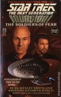 Star Trek The Next Generation The Soldiers of Fear PB (1996 Pocket Novel) Invasion: Book 2 1-1ST