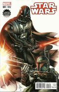 Star Wars #29A Immonen Variant NM 2017 Stock Image