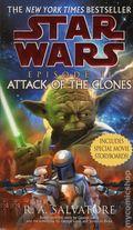 Star Wars Episode II Attack of the Clones PB (2003 Del Rey Novel) 1-REP