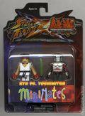 MiniMates: Street Fighter vs. Tekken (2012 ArtAsylum) Series 2 ITEM#1