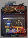 MiniMates: Street Fighter vs. Tekken (2012 ArtAsylum) Series 2 ITEM#4