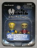 Mez-Itz: DC Universe 2-Inch Mini Figures (2012 Mezco) ITEM#1