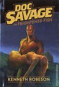 Doc Savage The Frightened Fish HC (2015 Moonstone Novel) 1-1ST