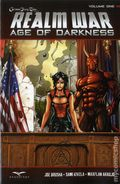 Grimm Fairy Tales Presents Realm War TPB (2015 Zenescope) Age of Darkness 1-1ST