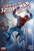 Amazing Spider-Man Who Am I? HC (2015 Marvel) 1-1ST
