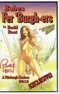 Babes Fer 'Burgh-ers (2012) Ashcan Sketchbook 1