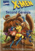 X-Men Second Genesis SC (1994 A Bullseye Book) 1-1ST