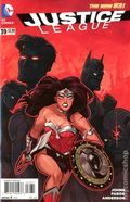 Justice League (2011) 39C