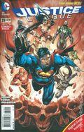 Justice League (2011) 39COMBO