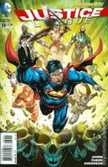 Justice League (2011) 39A