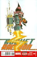 Rocket Raccoon (2014 2nd Series) 8A