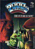 2000 AD Sci-Fi Special (1978-Present IPC/Fleetway) UK 1987