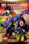Transformers More than Meets the Eye (2012 IDW) 33RE.ALAMO