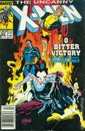 Uncanny X-Men (1963 1st Series) Mark Jewelers 255MJ