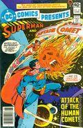 DC Comics Presents (1978 DC) Mark Jewelers 22MJ