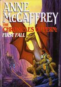Chronicles of Pern First Fall HC (1993 Del Rey Novel) A Dragonriders of Pern Book 1-1ST