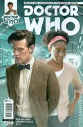 Doctor Who The Eleventh Doctor (2014 Titan) 7C