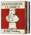 Doonesbury Classic TPB 4-Pack Slipcase Set (1980 A Owl Book) SET#2