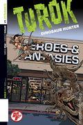 Turok Dinosaur Hunter (2014 Dynamite) 1HEROES
