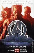 New Avengers TPB (2014-2015 Marvel NOW) 3-1ST